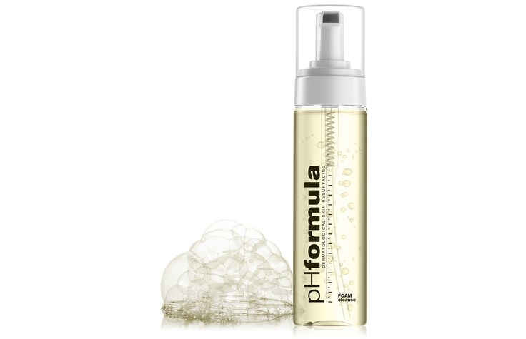 Introducing our new FOAM cleanse - an invigorating, generous, airy foam which effectively cleanses and removes make-up and impurities while soothing skin. A must have in your daily skincare product range! #skincare #innovation #invigorate