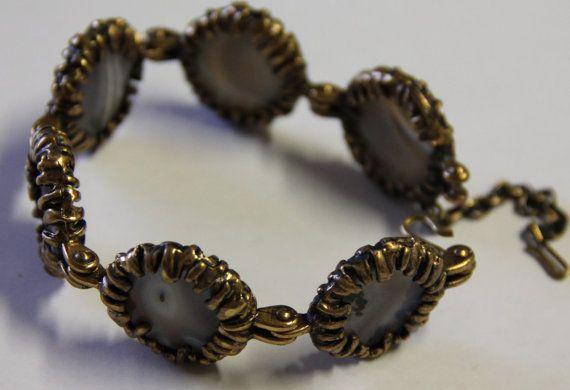 Very rare vintage Pentti Sarpaneva design bracelet by Piippana