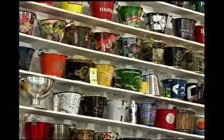 Empresa de SP lucra com a venda de baldes de gelo personalizado
