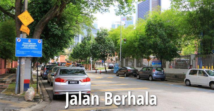 Jalan Berhala, Kuala Lumpur