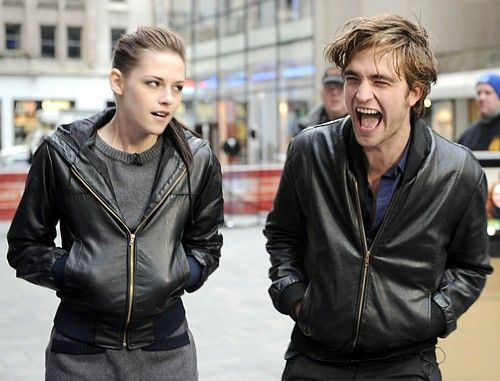 Marie Night And Day: ROBERT AND KRISTEN J'ADORE LES VOIR ENSEMBLE