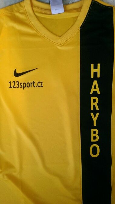 Harybo / Nike, 123sport.cz