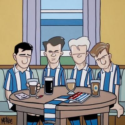 Owl Legends  Pete McKee