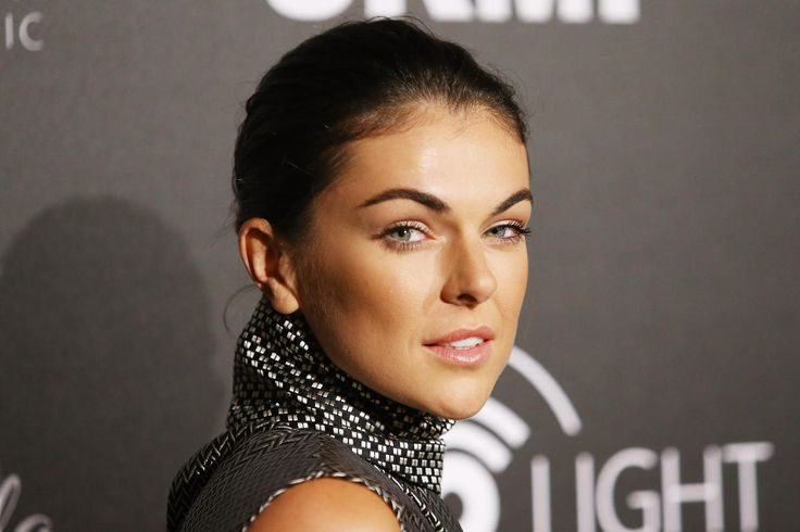 Graceland's Serinda Swan will play the queen with the cool hair.
