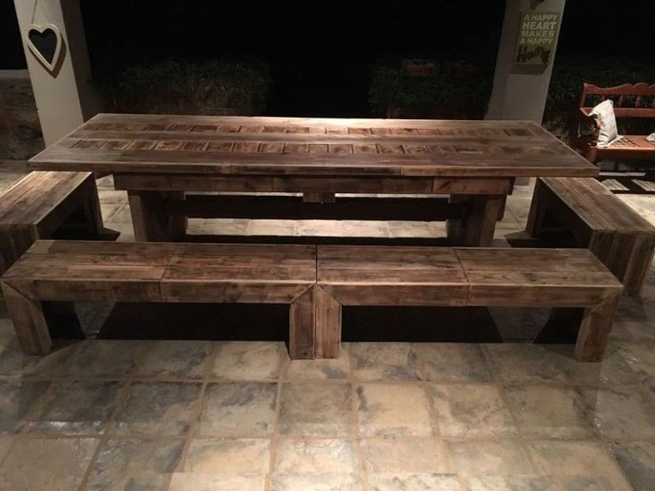Get yourself something exclusive and exciting from our wide range of hand made pallet furniture at www.ccreations.co.za We do only custopm made products to suit your style and size. Mail us for a price list and visit our website or Facebook page.
