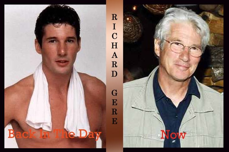 Richard Gere...Born: August 31, 1949  Philadelphia, PA