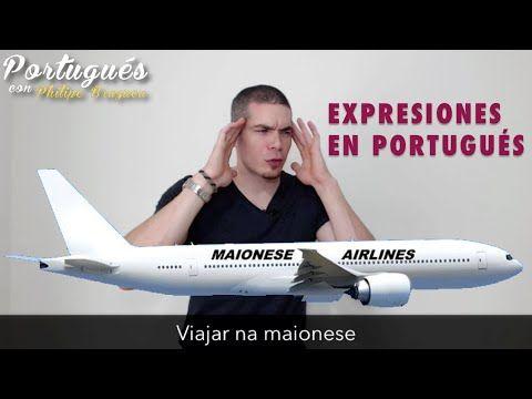 Frases y expresiones para aprender Portugués - Clases con Philipe Brazuca