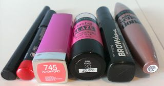 I'M LOOKING FOR ME: Maybelline Makeup