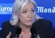 Marine Le Pen «Si les immigrés étaient des Pokemon, on en voudrait bien en France»