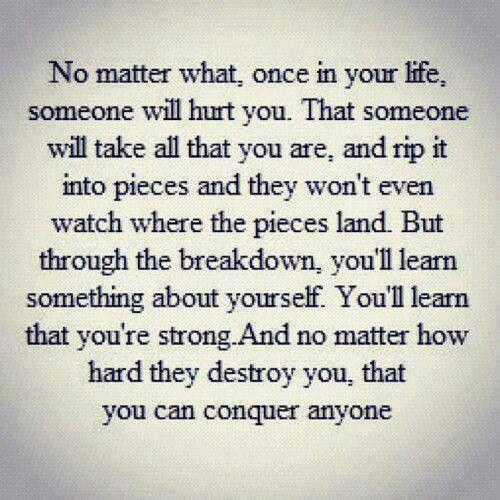 Yup. Tomorrow I'll be fine.