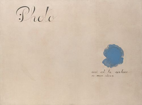 Joan Miró: Photo: This Is the Color of My Dreams (2002.456.5)   Heilbrunn Timeline of Art History   The Metropolitan Museum of Art