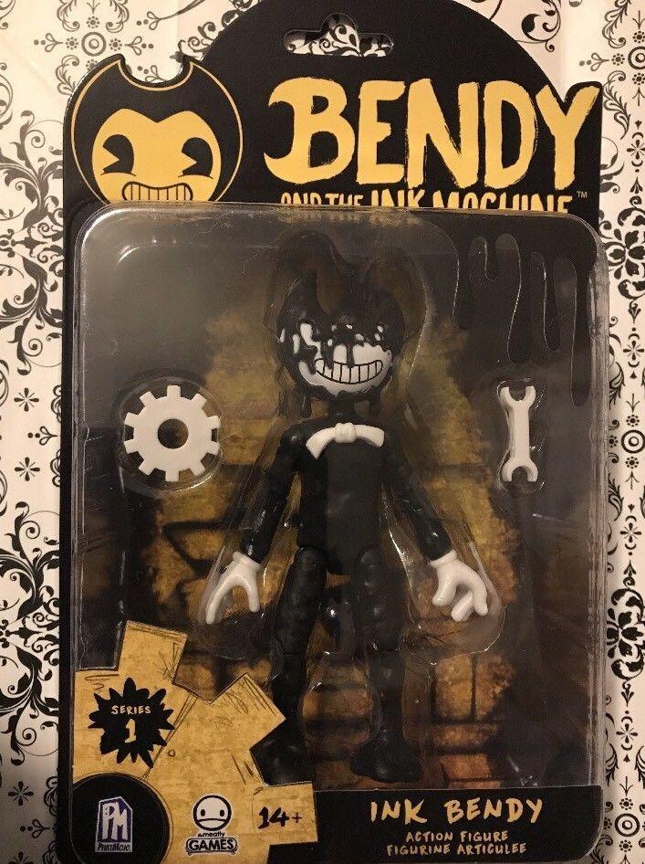 Bendy /& The Ink Machine Series 2 Action Figure Ink Bendy