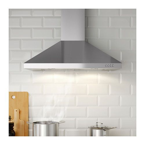 $395 LUFTIG Exhaust hood, Stainless steel. Or we can make one.