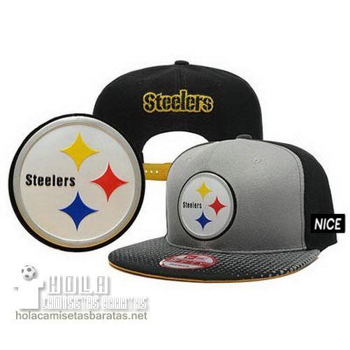 Gorras Planas Baratas NFL Pittsburgh Steelers 13KT  €13.9