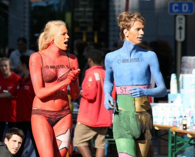 Brussels Marathon 2012