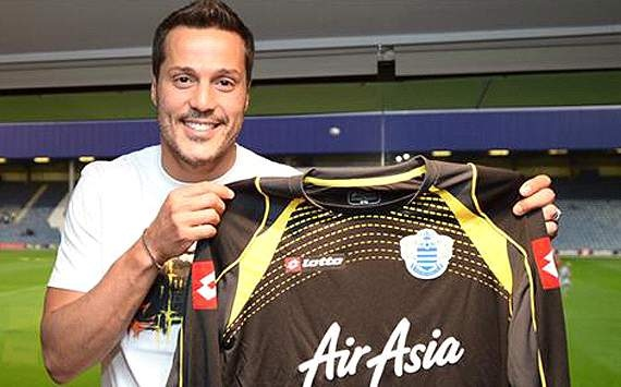 Julio Cesar - QPR from Inter Milan, 2012