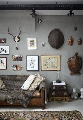 Interior designer: James van der Velden