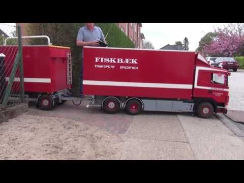 Rc Truck Largescale 1:4 - YouTube