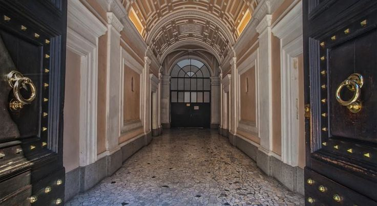 £105 Located in the Central Station neighborhood in Rome, 328 yards from Santa Maria Maggiore, Domus Napoleone features air-conditioned rooms with free WiFi...