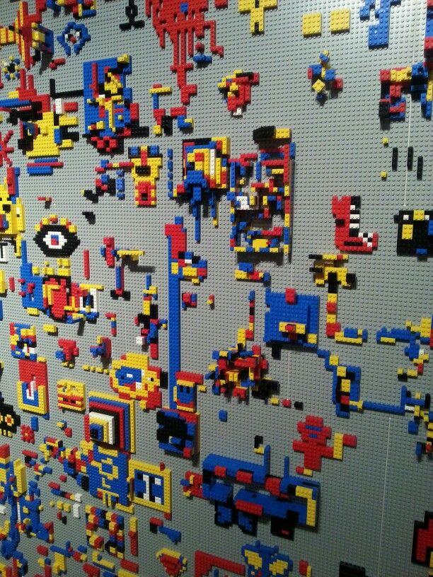 ... op Pinterest - Lego kunst aan de muur, Lego kamer en Lego slaapkamer