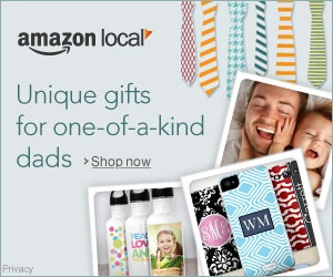 amazon father's day coupon codes