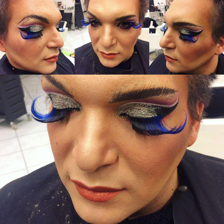 Drag Queen Make-up