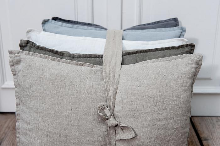 Blauw, zand, grijs. Mooie kleuren bij elkaar. #leenbakker