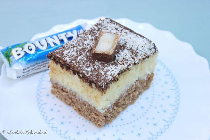 Bounty Kuchen Rezept – als Blechkuchen oder für die Springform