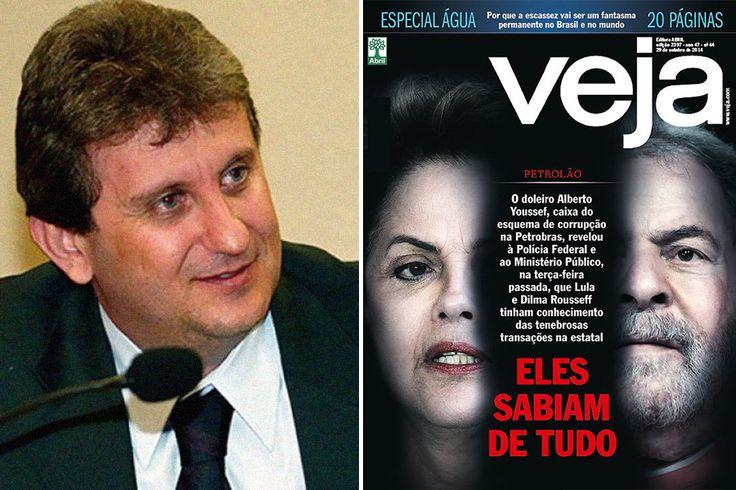 Lula e Dilma sabiam do Petrolão, afirma doleiro Alberto Youssef | #AécioNeves, #DilmaRousseff, #Eleições2014, #LavaJato, #LucianoHenrique, #Lula, #Mensalão, #Petrobras, #PolíciaFederal, #PT
