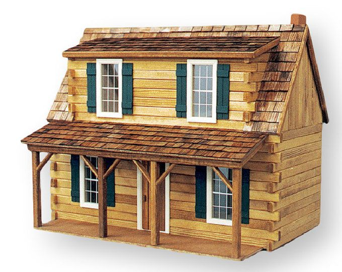 Las 25 mejores ideas sobre casa de mu ecas de madera en - Tocar madera casas ...