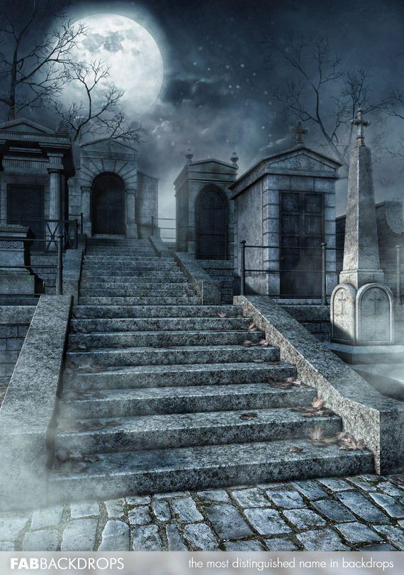 42 Best Halloween Backdrops Images On Pinterest