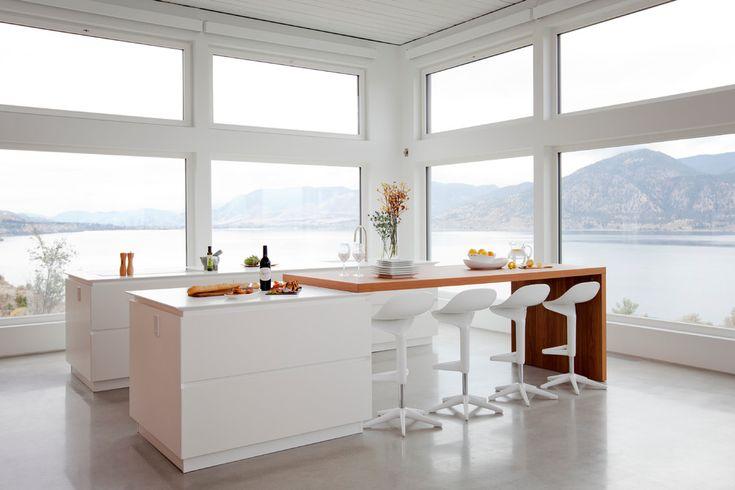 Современный дом на берегу озера | Pro Design|Дизайн интерьеров, красивые дома и квартиры, фотографии интерьеров, дизайнеры, архитекторы