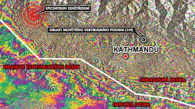Zemětřesení vNepálu zvedlo zemi u Káthmándú o metr, Everest je po otřesech nižší– Novinky.cz