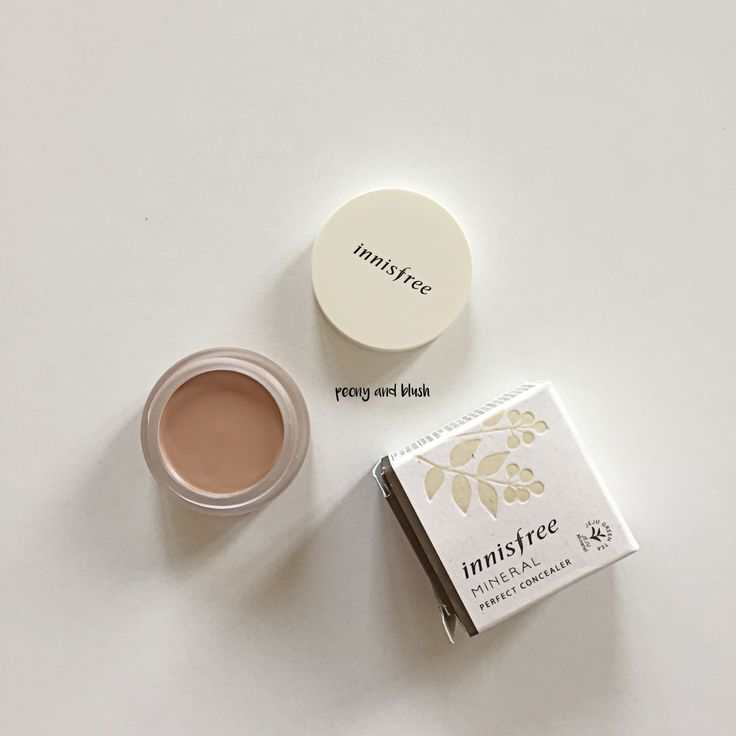 REVIEW: INNISFREE MINERAL PERFECT CONCEALER #NATURAL BEIGE