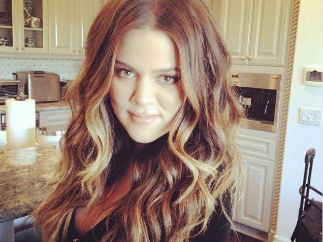 Khloe Kardashian Hair Style: Khloe Kardashian Hair