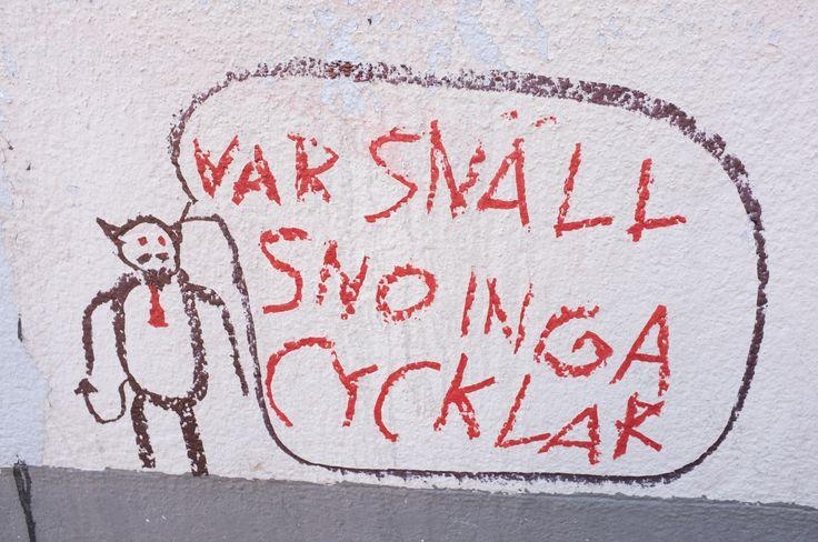 Möllan - sno inga cyklar