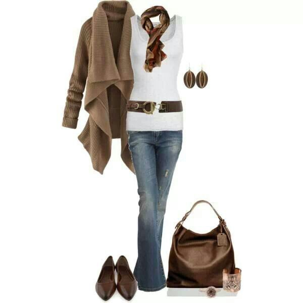 Woman's fashion /Casual chic