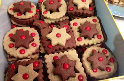 Biscuits de Noël a la cannelle