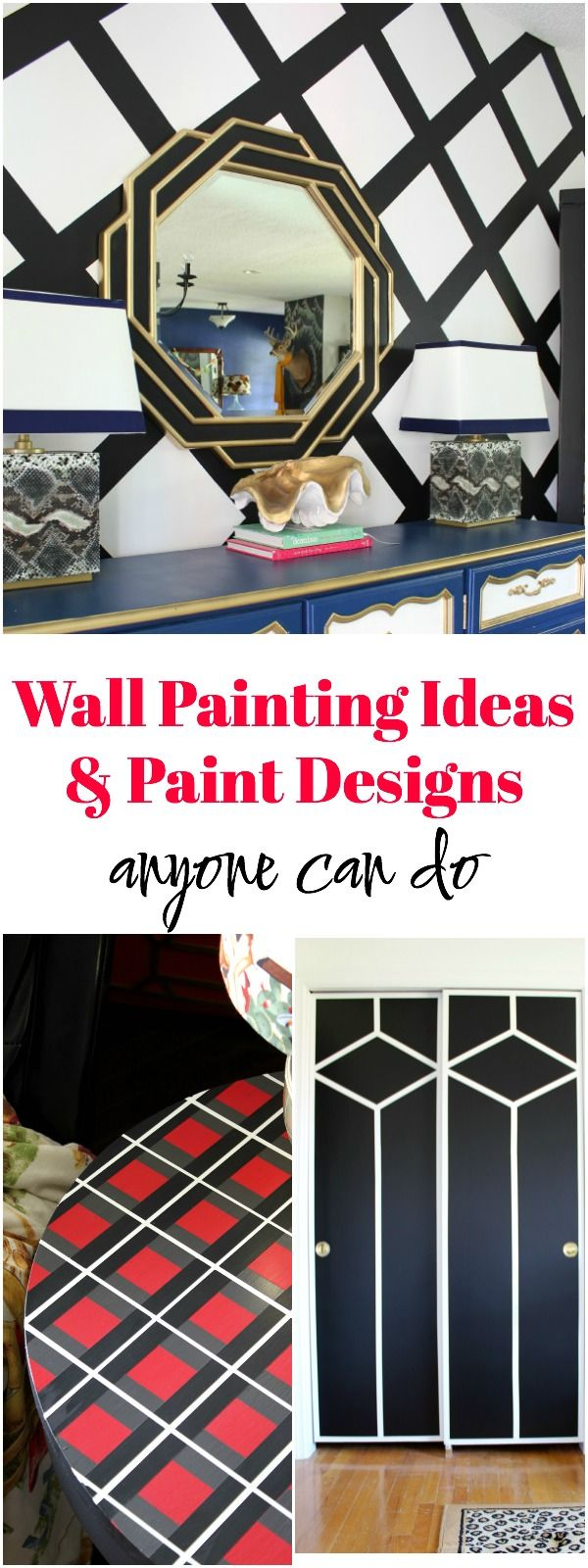 Best 25 paint techniques wall ideas on pinterest - Interior painting tips and tricks ...