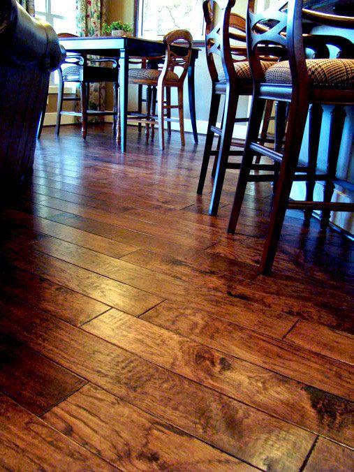 Hand Scraped & Engineered Texas Mesquite, Southern Pecan, Reclaimed Oak &  Pine and Walnut · Reclaimed Hardwood FlooringHardwood ... - 81 Best Wood Floors Images On Pinterest