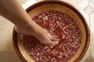 Spa Pedicure Procedures | eHow