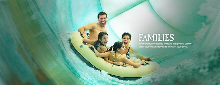 Wisconsin Dells Water Park Family Fun - Great Wolf Resorts