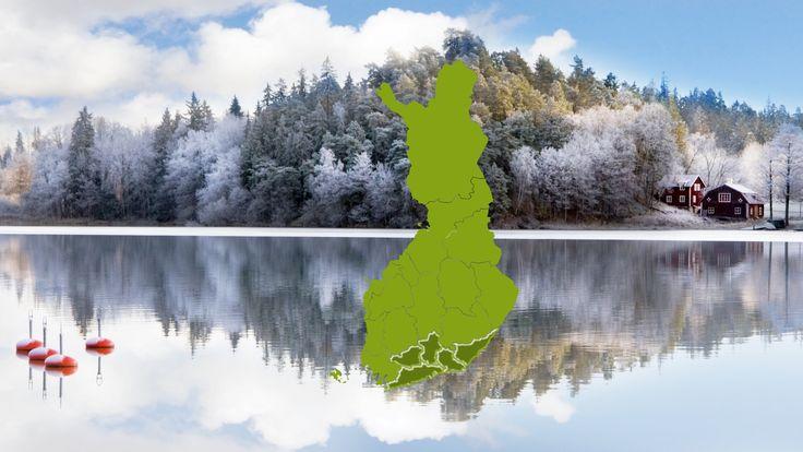 Аренда коттеджей Южной Финляндии  #iMokki #КоттеджиФинляндии