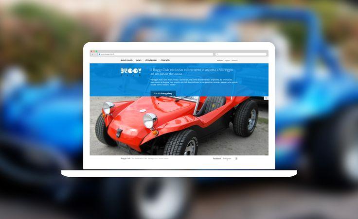 Buggy.it - Corporate identity + UI/UX website design