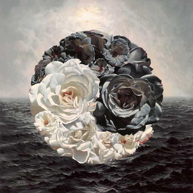Yin and Yang by Alexei Antonov