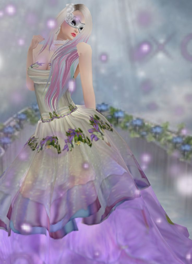 Captured Inside IMVU - Join the Fun ooooohhhh so damn stunning photo of Guest_cloudyorchid. Looking great miss.