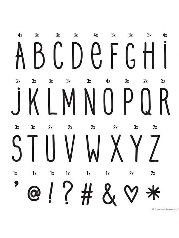 lightbox-letter-set-hand-drawn