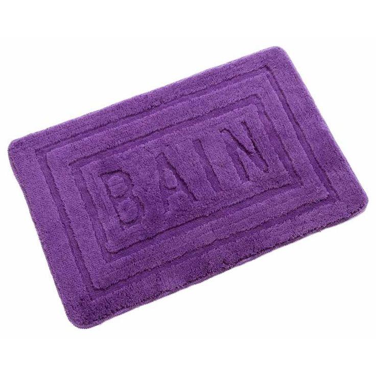 le violet couleur tendance pour la dco dintrieur de votre maison - Accessoire De Salle De Bain Rose Mauve