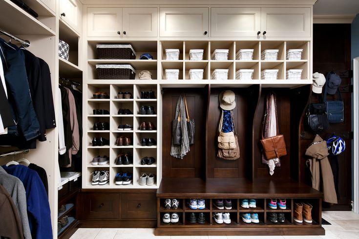 21 Best Traditional Storage & Closets Design Ideas