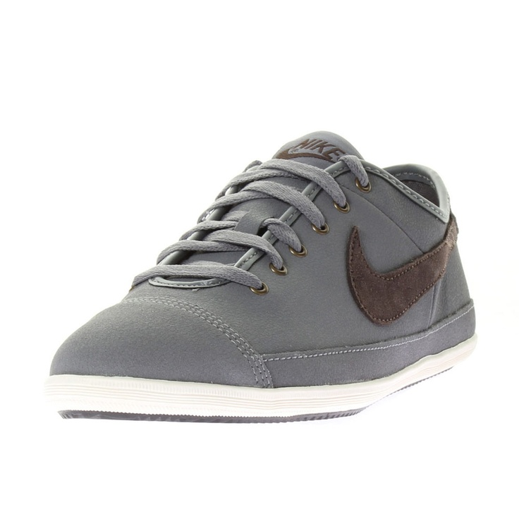 "Chaussures ""NIKE FLASH LEATHER"" gris/brun @ my-store.ch"